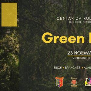 Green Love  забава до раните утриски часови