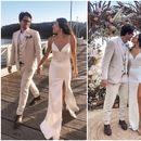Сопственичка на компанија од 85 милиони долари се омажи во венчаница од 300 долари