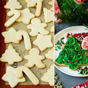 Зимски, празнични колачиња одлични за со чај, кафе и топло чоколадо