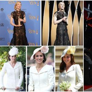 Познати личности кои храбро ја носат истата модна комбинација неколкупати