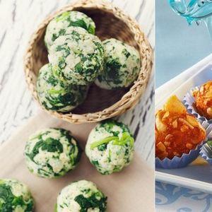 Брзо и вкусно: 3 рецепти за декоративни, солени топчиња