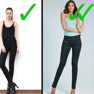 Модни совети и трикови со кои ќе изгледате послаби