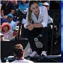 """Маријана Вељовиќ – убавата српска судијка која го """"засени"""" Федерер (фото)"""