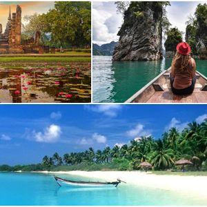 Плажи, храна, журки, историја: 12 места кои треба да ги посетите во Тајланд
