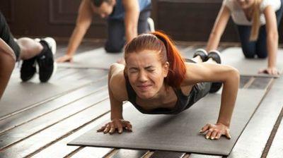Неколку причини зошто вежбате, а не гледате никакви резултати