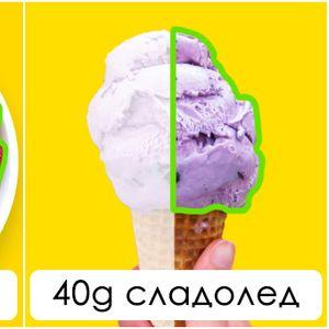 За оние кои бројат – во колкава количина од различни јадења има 100 калории?