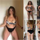 55-годишна жена споделува сурово искрени фотки од својот целулит