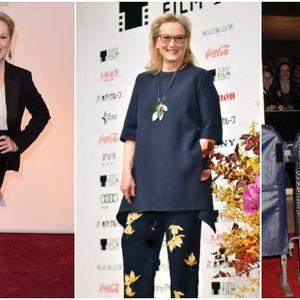 Модни лекции од Мерил Стрип за беспрекорен изглед на секоја возраст