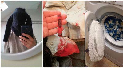 Смалена облека, заборавен кармин: Најлошите искуства од перење облека во машина