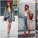 """Инспирирани од """"Emily in Paris"""" - Како да носите црвена беретка?"""