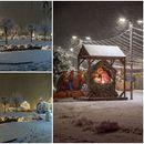 Фото-прошетка низ Охрид – бајковита атмосфера со снежна покривка