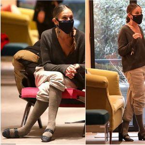 Модна катастрофа од стилската икона Сара Џесика Паркер