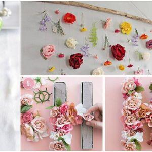 """Цветни """"направи сам"""" проекти за да ѝ кажете добредојде на пролетта"""