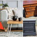 8 евтини и едноставни трикови со кои ќе го освежите стариот мебел во домот