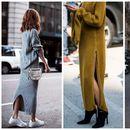 Долги џемпер-фустани – тренд кој топли (фото)