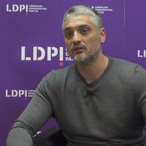 Jovanović (LDP): Sa crnogorskih litija šalju se političke poruke