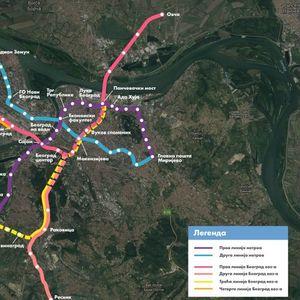 SSP: SNS udaljava Beograđane od pravog projekta metroa