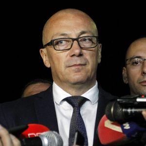 Goran Rakić i prošlog oktobra najavio izlazak Srpske liste iz kosovskih institucija