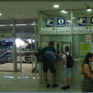 Kroz železničku stanicu Beograd Centar svakodnevno prođe 126 putničkih vozova