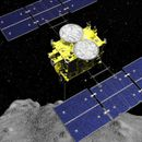 Japanska sonda sletela na asteroid