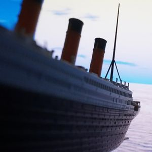 Štap za hodanje žene koja je preživela brodolom Titanika prodat za 62.500 dolara