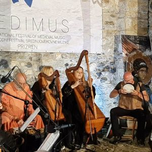 U Prizrenu završen četvrti međunarodni festival srednjovekovne muzike Medimus