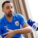 Ćavi: Još je rano da postanem trener Barselone