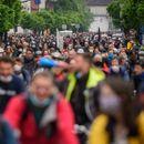 Hiljade biciklista protestovali protiv vlade u Sloveniji