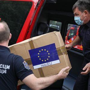 RescEU isporučila 10.000 visokokvalitetnih maski u Beograd