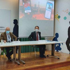 "Predstavljena aplikacija za mobilne telefone ""Kviz znanja iz srpske kulture"""