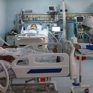 U požaru u Indiji stradalo osam pacijenata od korona virusa