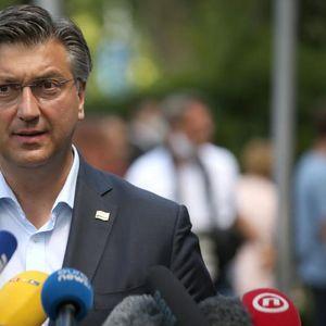 Plenković: Insistiraćemo na dijalogu sa Srbijom