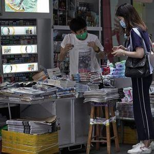 Stanovnici Hongkonga pohrlili na prodemokratski list da podrže slobodu štampe