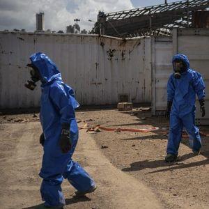 Eksperti: U bejrutskoj luci još najmanje 20 kontejnera s opasnim hemikalijama