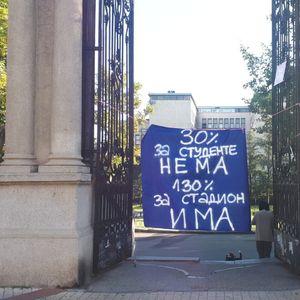 Novi protest studenata zbog školarina 3. oktobra