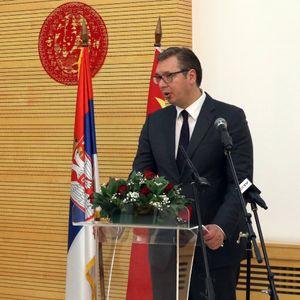 Vučić i Čen Bo: Srbiju i Kinu veže čvrsto prijateljstvo