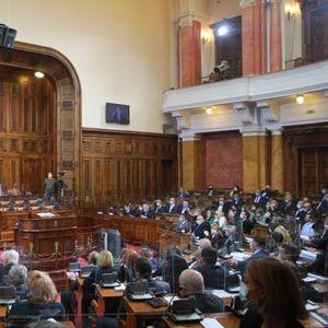 Poslanici usvojili sve predložene zakone