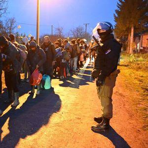 Đurović o nasilnom vraćanju migranata u Srbiju i militarizaciji granica