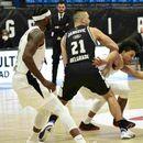 Partizan ubedljiv protiv Trenta na početku Top 16 faze