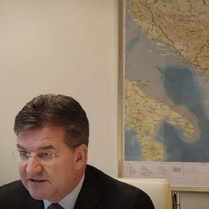 SDPK postavila mapu Kosova bez Srbije ispred Kancelarije EU u Prištini