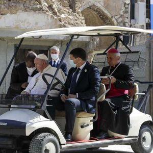 Najveća papina misa tokom posete Iraku u Erbilu