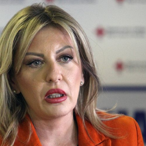 Jadranka Joksimović: Glavni pregovarač