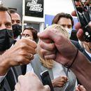 Francuska i šamar Makronu: Napadač osuđen na četiri meseca zatvora