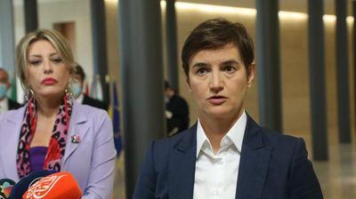 Ana Brnabić se pohvalila poglavljima otvorenim pre pet godina