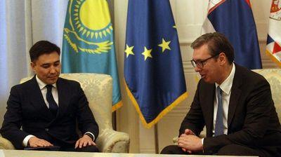 Vučić: Kazahstan važan partner Srbije na međunarodnoj političkoj sceni