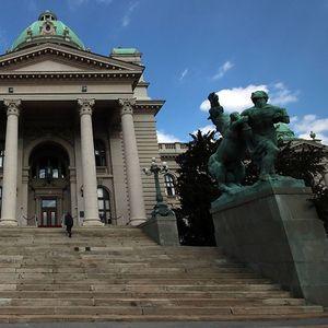 U Skupštini Srbije otvorena izložba u znak sećanja na 70 godina od vojne pomoći SAD