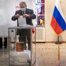 Obrađeno 100 odsto glasova: Jedinstvena Rusija osvojila skoro 50 odsto glasova