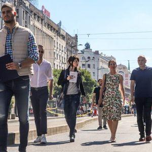 "U Beogradu održana ""Pešačka nedelja"""