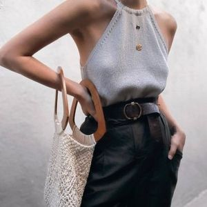 Како се носи плетено и трикотажа во лето?