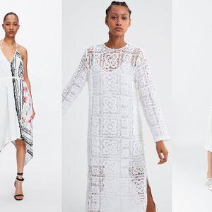 10 бели фустани за топлите летни денови!
